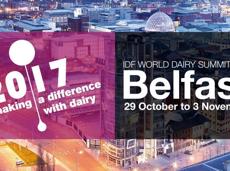 Dünya Süt Zirvesi Sunuları – 2017 İrlanda