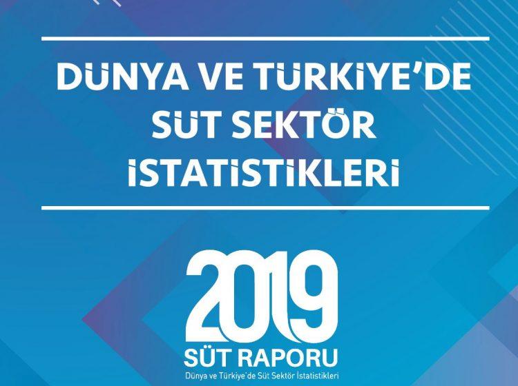 Ulusal Sut Konseyi Sut Raporu 2019