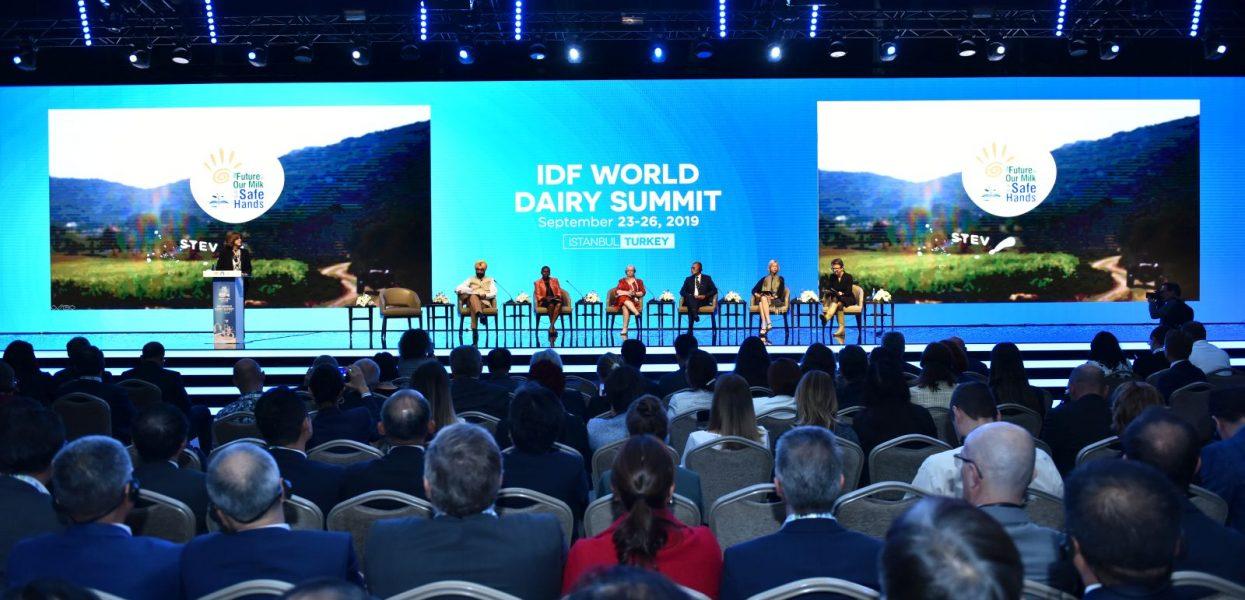 Dünya Süt Zirvesi Sunuları – 2019 İstanbul