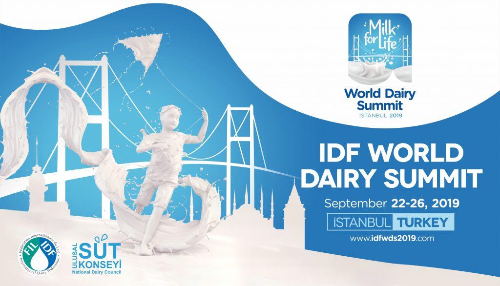 2019 Dünya Süt Zirvesi - İstanbul
