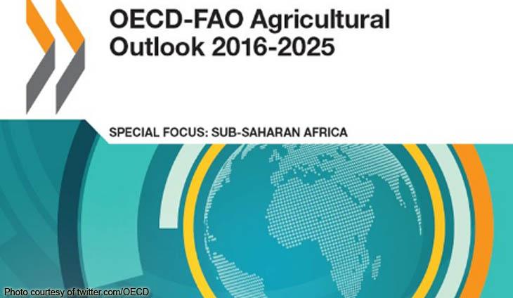 OECD-FAO Tarımsal Tahminleri 2016-2025