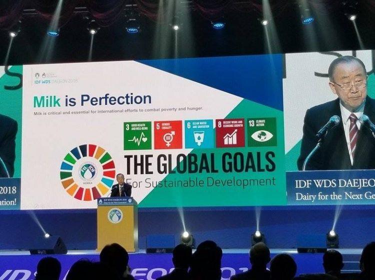 Dünya Süt Zirvesi Sunuları – 2018 Güney Kore
