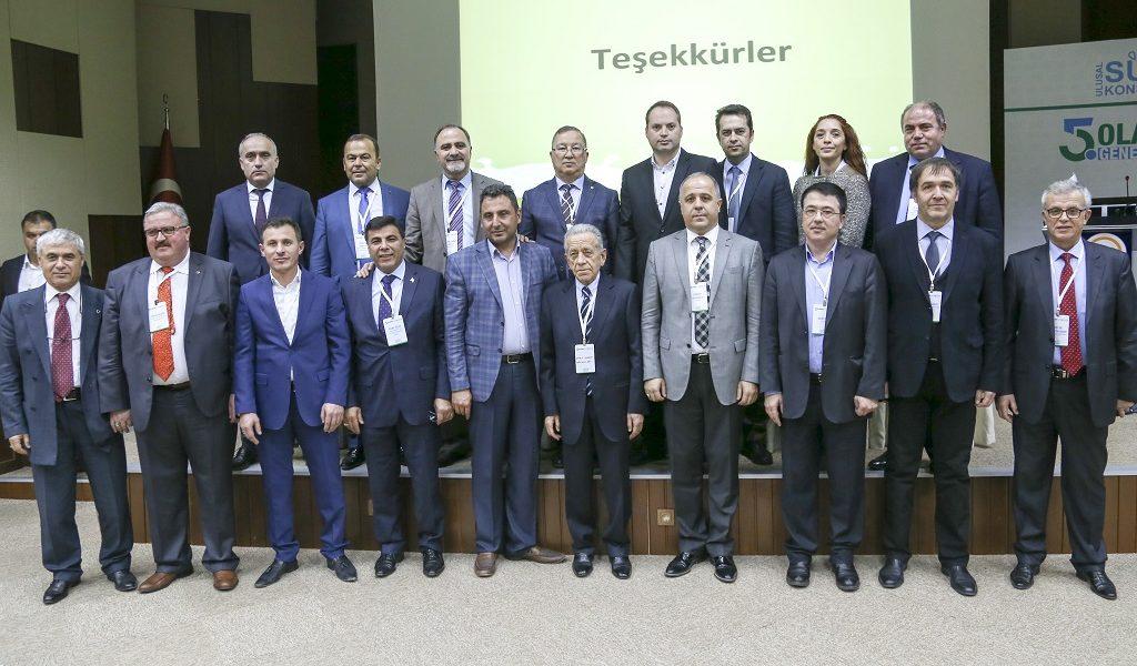 Ulusal Süt Konseyinde Yeni Dönem
