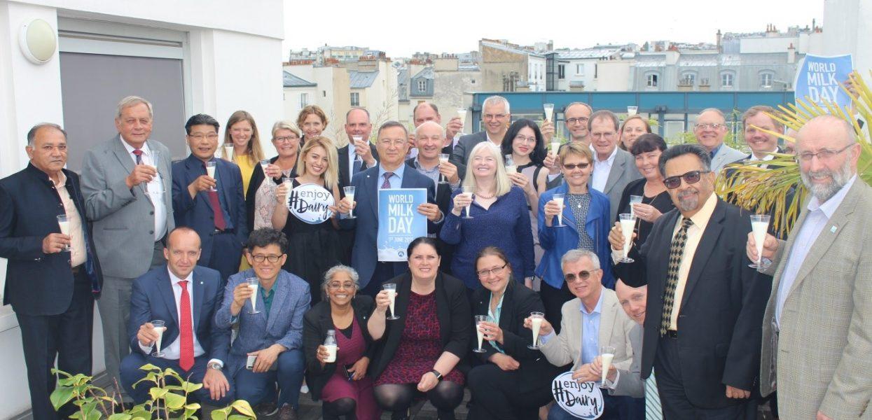 Dünyanın Sütçüleri 1 Haziran 2019 Dünya Süt Gününü Kutluyor