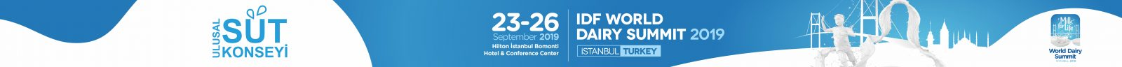 IDF World Dairy Summit 2019
